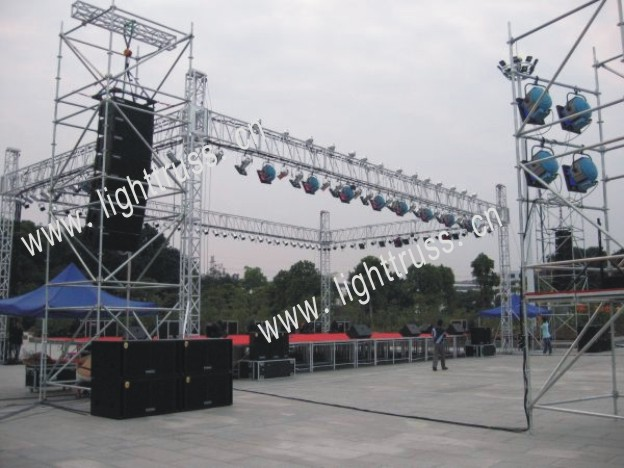 China Stage Lighting Truss Supplier Factory Company